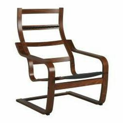NEW IKEA POANG Armchair Frame, Medium Brown, 400.239.43 - NE