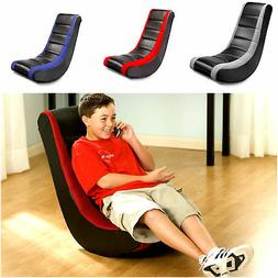 NEW  Video Gaming Chair  Game Seat  Rocker CHOOSE COLOR