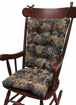 Klear Vu The Gripper Non-Slip Cabernet Tapestry Jumbo Rockin