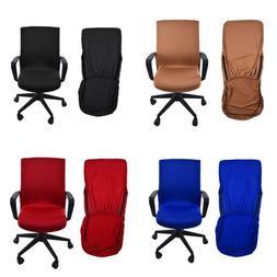 Office Chair Cover Armchair Protector Executive Slipcover Ba