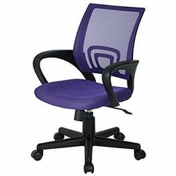 Office Furniture & Lighting HOMY CASA Chair Mesh Seat And Ba