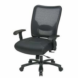 Office Star Big & Tall Double AirGrid® Back Ergonomic Chair