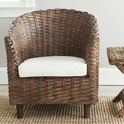 Safavieh Omni Rattan Barrel Chair