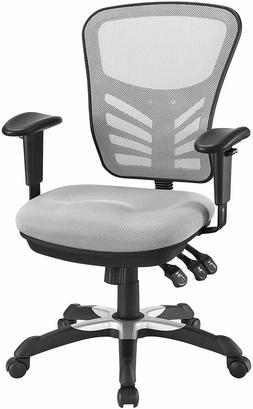 Modway Articulate Ergonomic Mesh Office Chair in Gray EEI-75