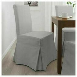 IKEA ORRSTA Light Gray Cover for HENRIKSDAL Chair Long Slipc