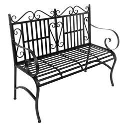 Patio Park Garden Bench Porch Path Chair Outdoor Lawn Garden