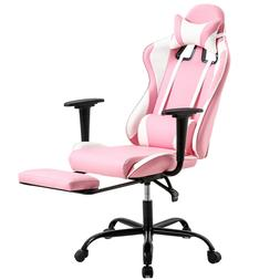 PC Gaming Chair Ergonomic Office Chair Executive  PU Compute