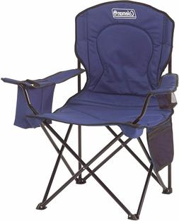 Coleman Portable Camping Quad Chair with 4-Can Cooler 50% of