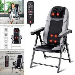 Portable Chair Neck Back Massager 3D Deep Shiatsu Kneading w