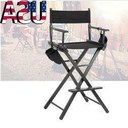 Professional Makeup Artist Directors Chair Wood Light Weight