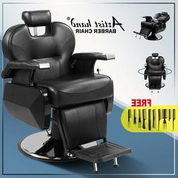 All Purpose Hydraulic Recline Barber Chair Salon Beauty Spa