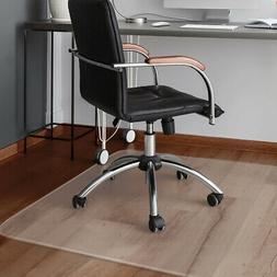 """47"""" x 59"""" PVC Chair Floor Mat Home Office Protector For Hard"""