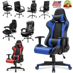 Racing Chair High Back Gaming Chair Ergonomic Recliner Offic