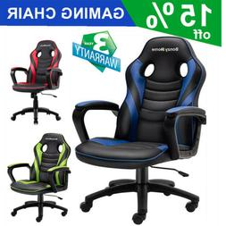 Racing Gaming Chair Office Computer Ergonomic Backrest Swive