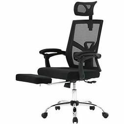 Office Chair Desk Computer With Lumbar Support Adjustable Ar