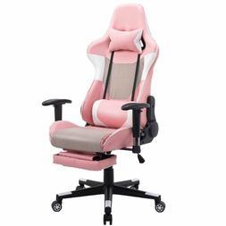 Giantex Reclining Gaming Chair High Back Racing Office Chair