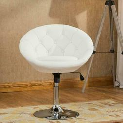 Roundhill Furniture Pc165W Noas Contemporary Round Tufted Ba
