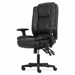 HON Sadie High-Back Leather Office/Computer Chair - HVST331