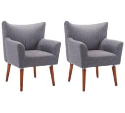 Set of 2 Modern Giantex Leisure Sofa Seats