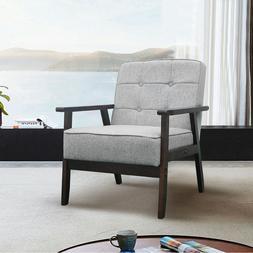 Single Sofa Guest Lounge Chair Modern Living Room Armchair U