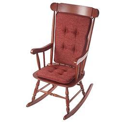 Klear Vu Embrace Rocking Chair Cushion, Red