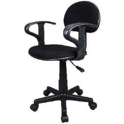 """Student Task Chair with Arms, 34"""" H x 16"""" Height Adjustable"""