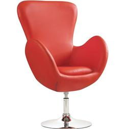 Swivel Chairs For Living Room Modern Leather Armchair Uphols