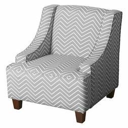 Homepop Swoop Arm Juvenile Chair