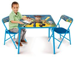 Jakks Pacific Toy Story Activity Table for KIDS ,Set with Tw