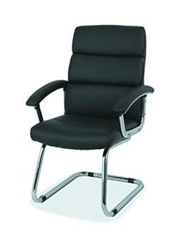HON Traction High-Back Modern Guest Chair - Leather Receptio