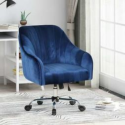Christopher Knight Home Velvet Home Office Chair with Swivel