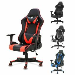 Video Gaming Chair High Back Racing Office Desk Computer Wor