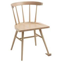 🔥 Virgil Abloh OFF-WHITE x IKEA MARKERAD Chair Brown NIB