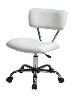 Avenue Six ST181-V11 AVE SIX Vista Task Office Chair, White