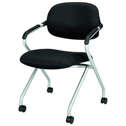 Basyx by HON VL303 Upholstered Back Nesting Chairs