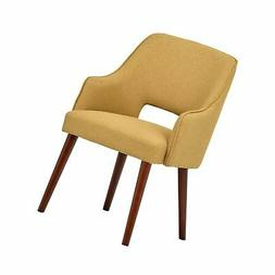 whidbey mid century open back accent dining