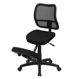 Flash Furniture Mobile Ergonomic Kneeling Swivel Task Chair