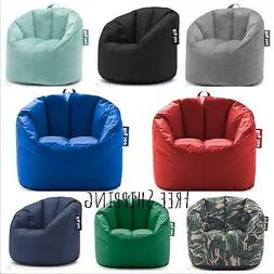 XL Big Joe Milano Bean Bag Chair Cup Multiple Colors Comfort